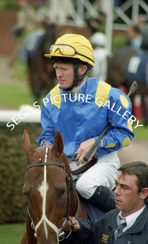 The Jockey Mick Kinane @ Newmarket on the 16th October 2004